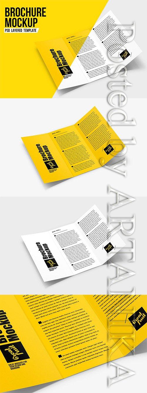 CM - Brochure Leaflet Mockup 3602201