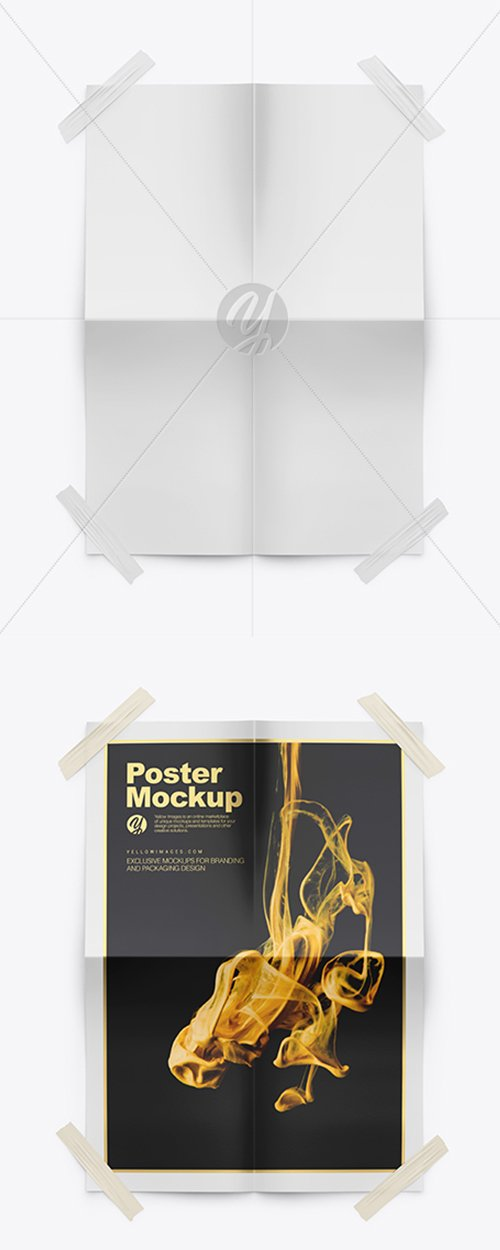 Poster Mockup 42682 TIF