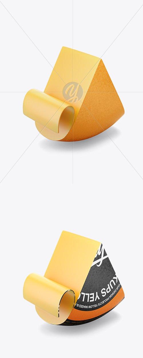 Sliced Cheese Mockup 42696 TIF