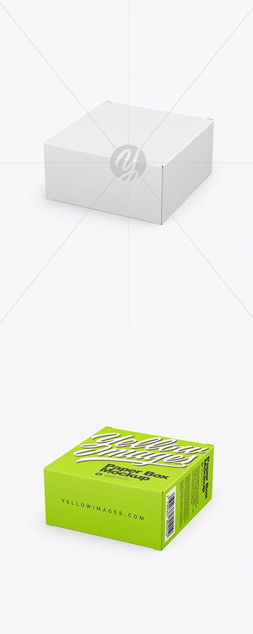 Paper Box Mockup 43004 TIF