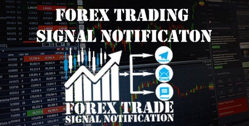 CodeCanyon - Forex Trade Signal and Crypto Currency Trade Signal Notifier Telegram Supported Platform v4.0 - 22585988 - NULLED