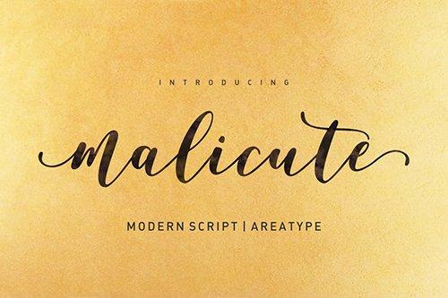 Malicute Script