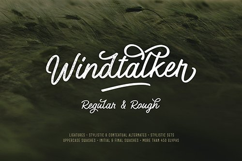 Windtalker Script