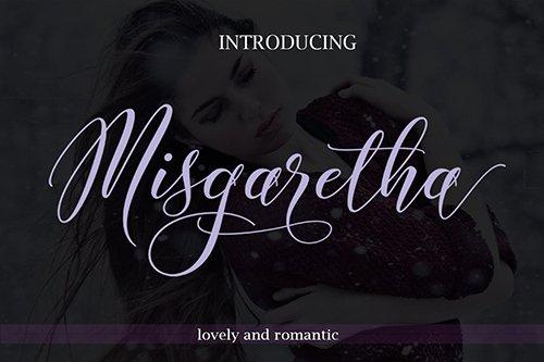 Misgaretha Fontscript
