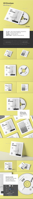 GR - CD Envelope Mock-up 2 23943871