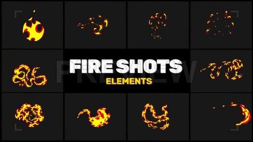 MA - Fire Shots Pack 219045