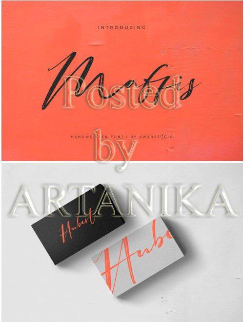 Maffis Font 3518117