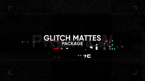 MA - Glitch Mattes Package 246049
