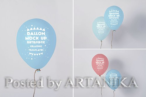 Balloon Mock Up