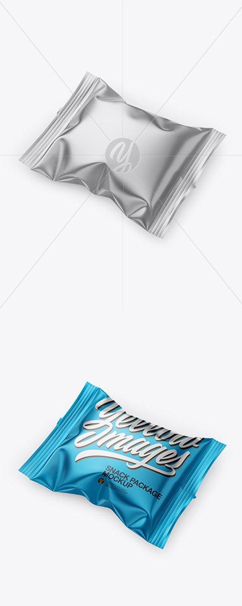 Metallic Flow Pack - Half Side View 42928 TIF