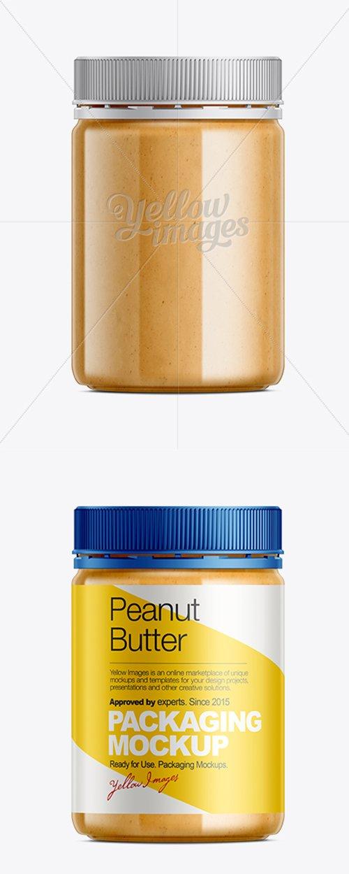 Peanut Spread Mockup 10536 TIF