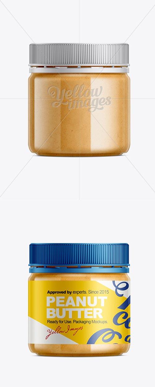 Peanut Butter Mockup 10535 TIF
