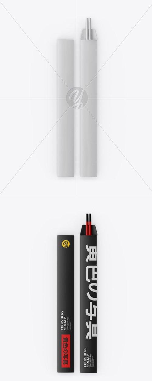 Chopsticks in Matte Pack 25785 TIF