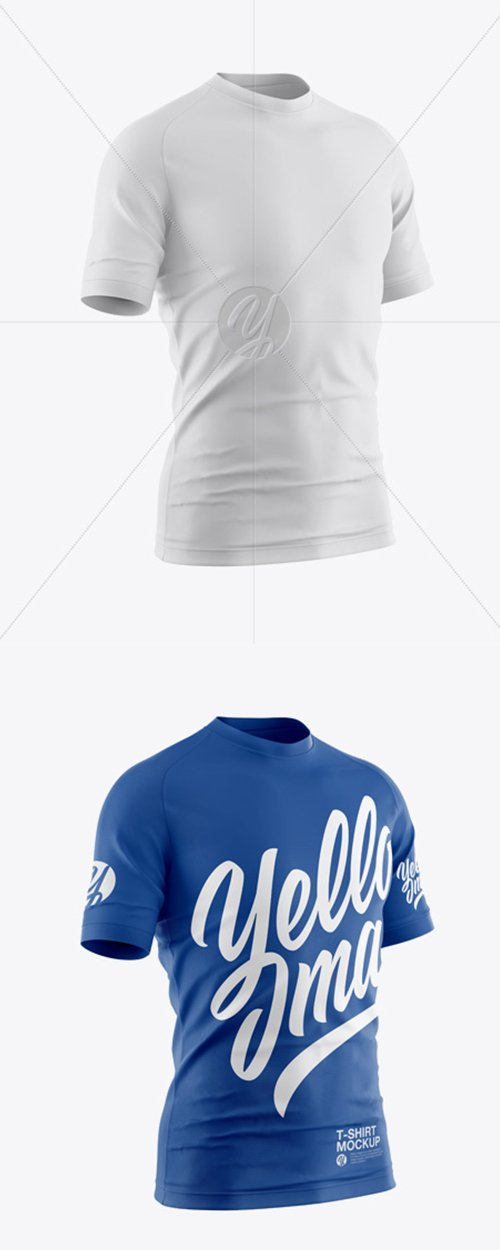 Mens T-Shirt Mockup 40826 TIF