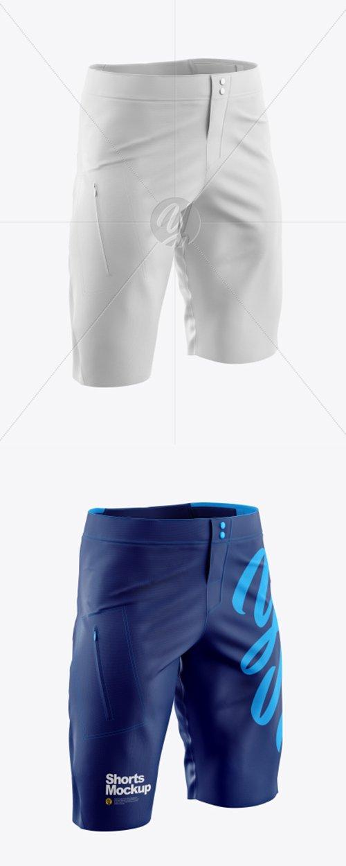 Mens Shorts HQ Mockup 35518 TIF