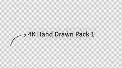MA - 4K Hand Drawn Pack 1 213757