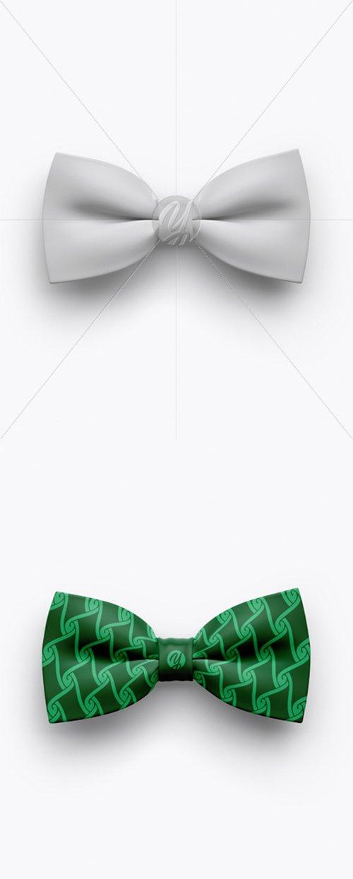 Bow Tie Mockup 30071 TIF