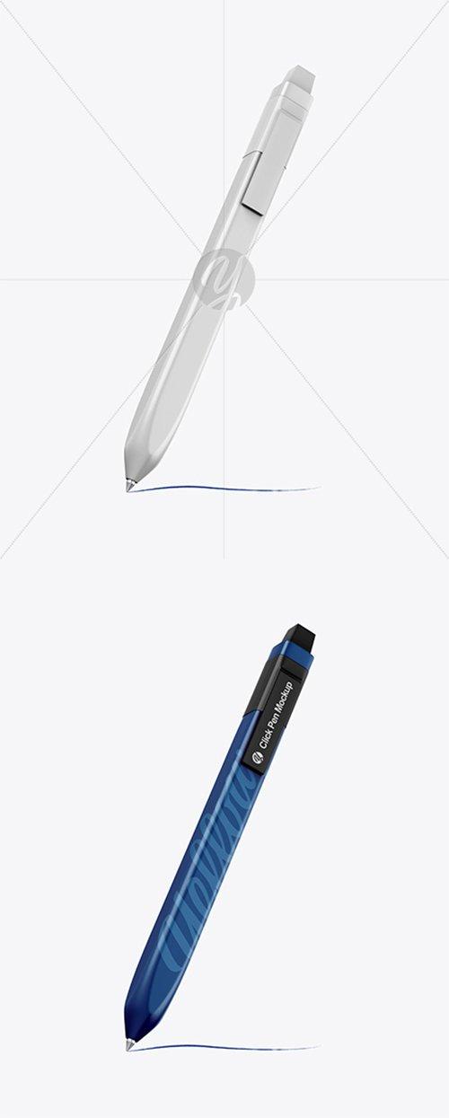 Click Pen Mockup 36116 TIF