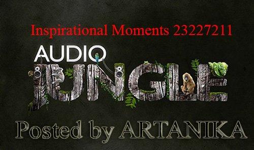 Audiojungle - Inspirational Moments 23227211