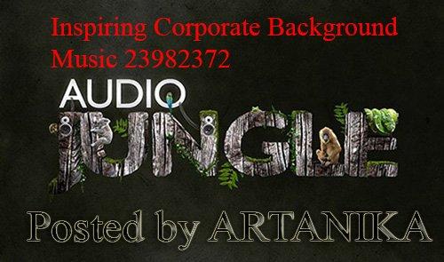 Audiojungle - Inspiring Corporate Background Music 23982372