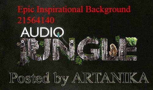 Audiojungle - Epic Inspirational Background 21564140