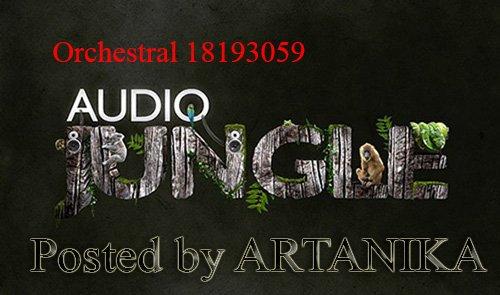 Audiojungle - Orchestral 18193059
