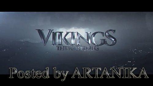 MotionArray - Vikings Title 224885