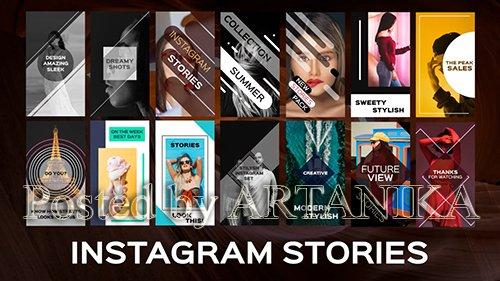 MotionArray - Instagram Stories 221044