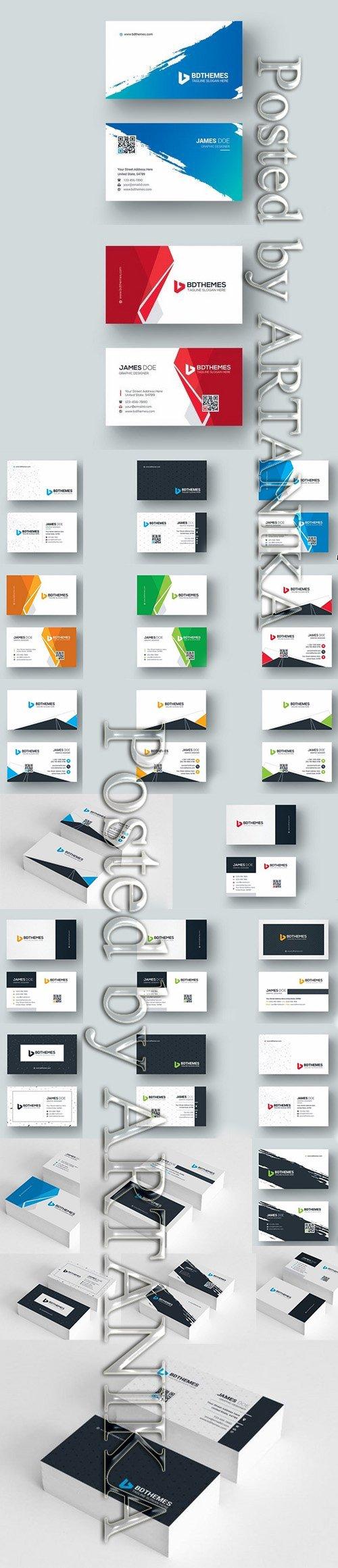 Business Card Big Bundle 2019