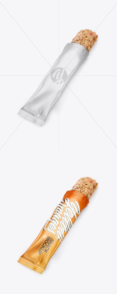 Opened Snack Bar Mockup 40953 TIF