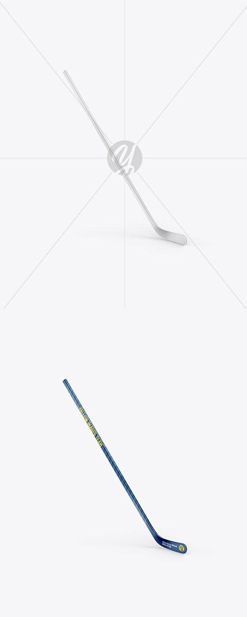 Glossy Hockey Stick Mockup 36865 TIF