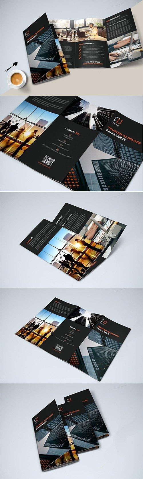 Trifold Indesign Brochure - RQFVG6N