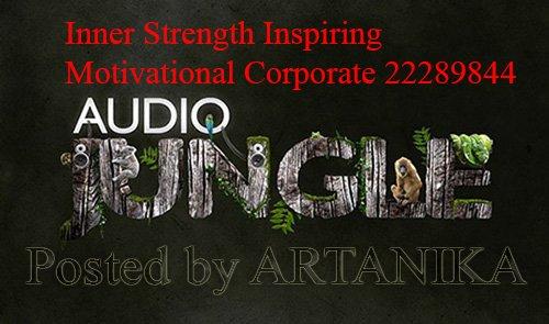 Inner Strength Inspiring Motivational Corporate 22289844