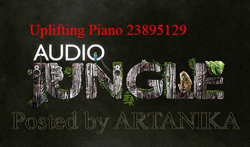 Uplifting Piano 23895129