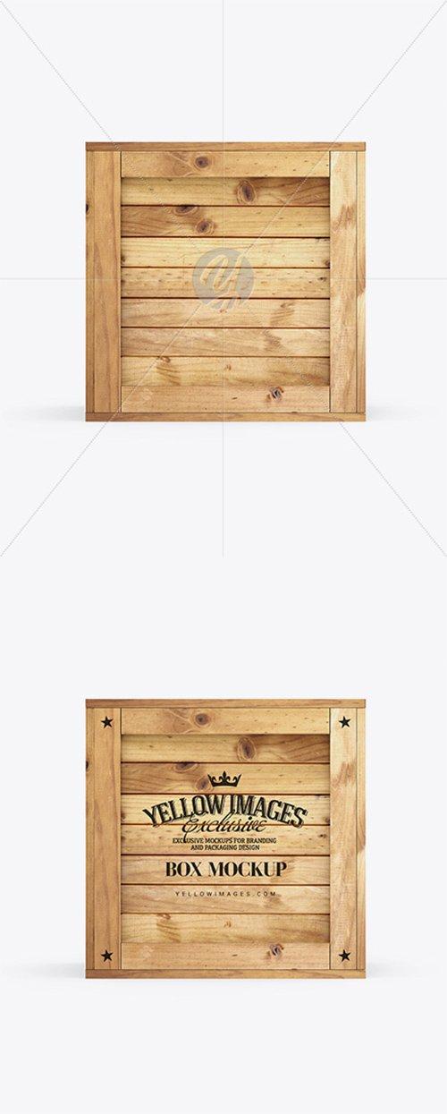 Download Wooden Box Mockup Free Mockups Psd Template Design Assets PSD Mockup Templates