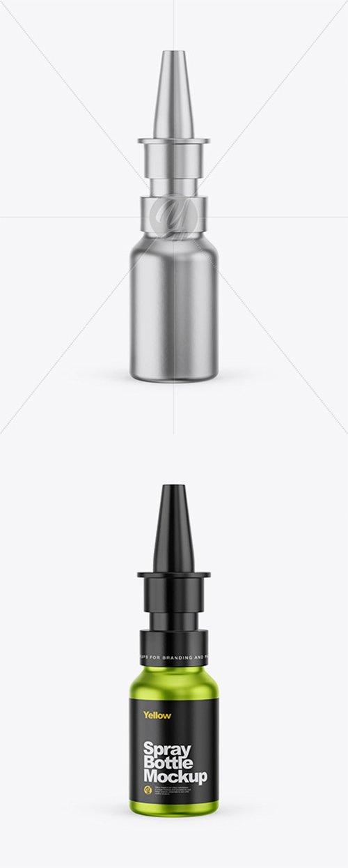 Metallic Spray Bottle Mockup 38173 TIF