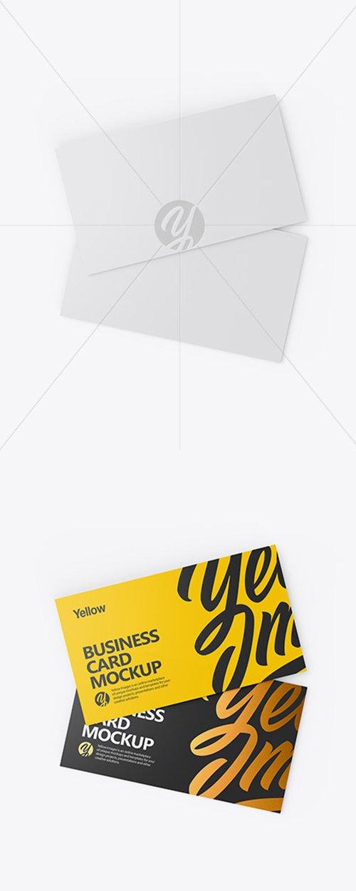 Business Cards Mockup 43129 TIF