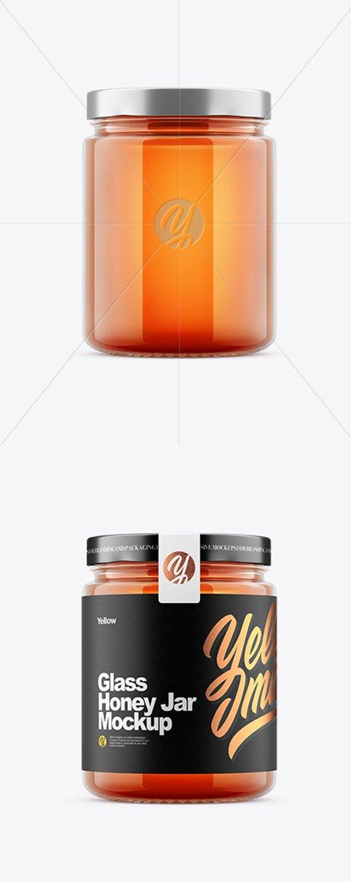 Honey Jar Mockup 45181 TIF