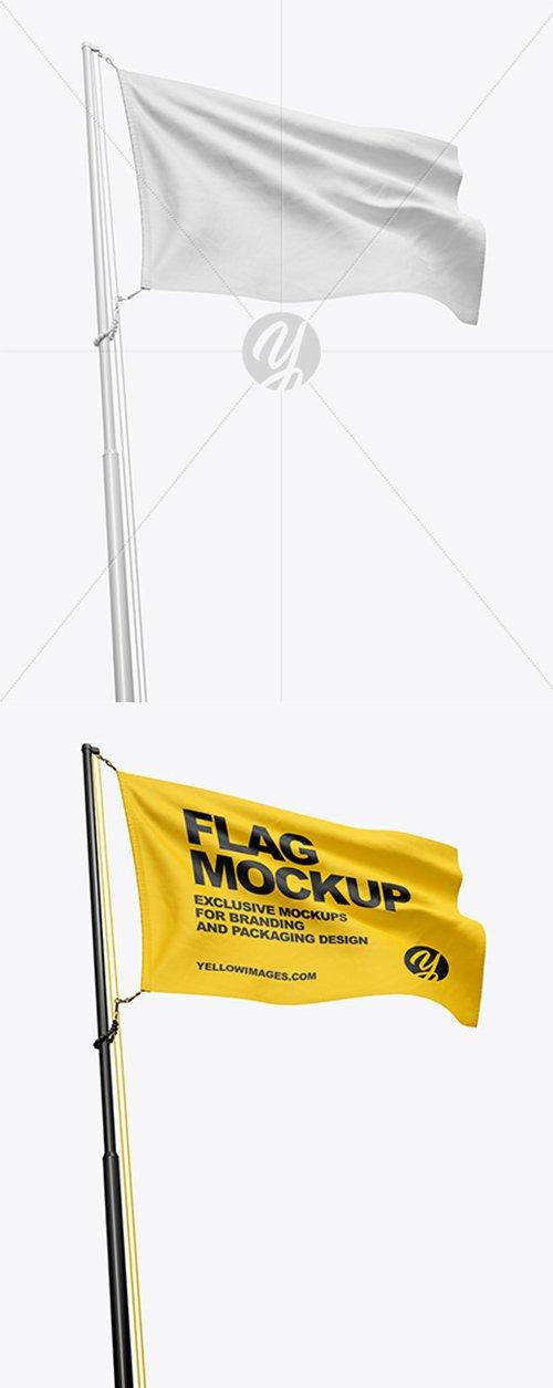 Flag Mockup 43443 TIF
