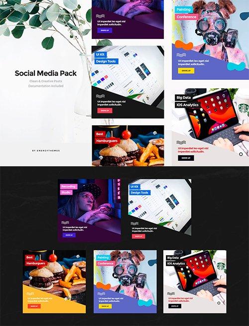 Social Media Banners - Vol66
