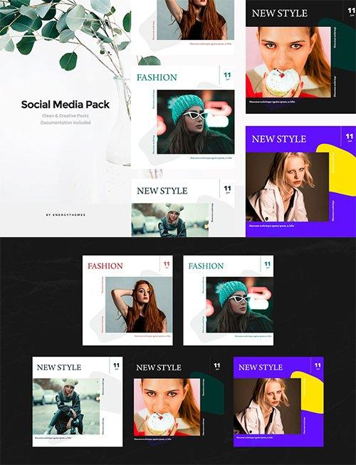 Social Media Banners - Vol62