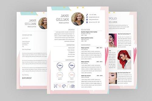 Dictionary Indesing Resume Designer