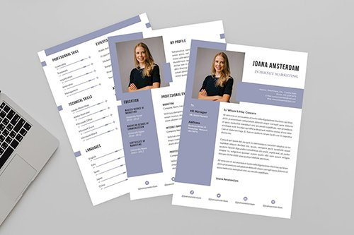 Alternatif  Indesing  Resume Designer