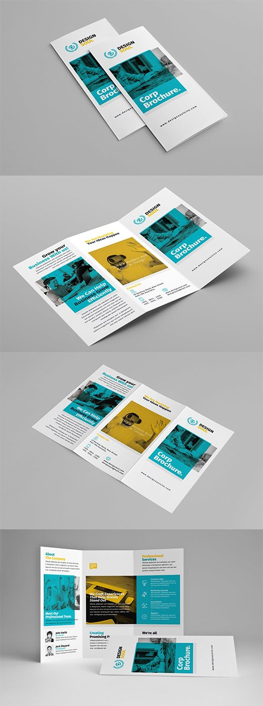Trifold PSD Brochure