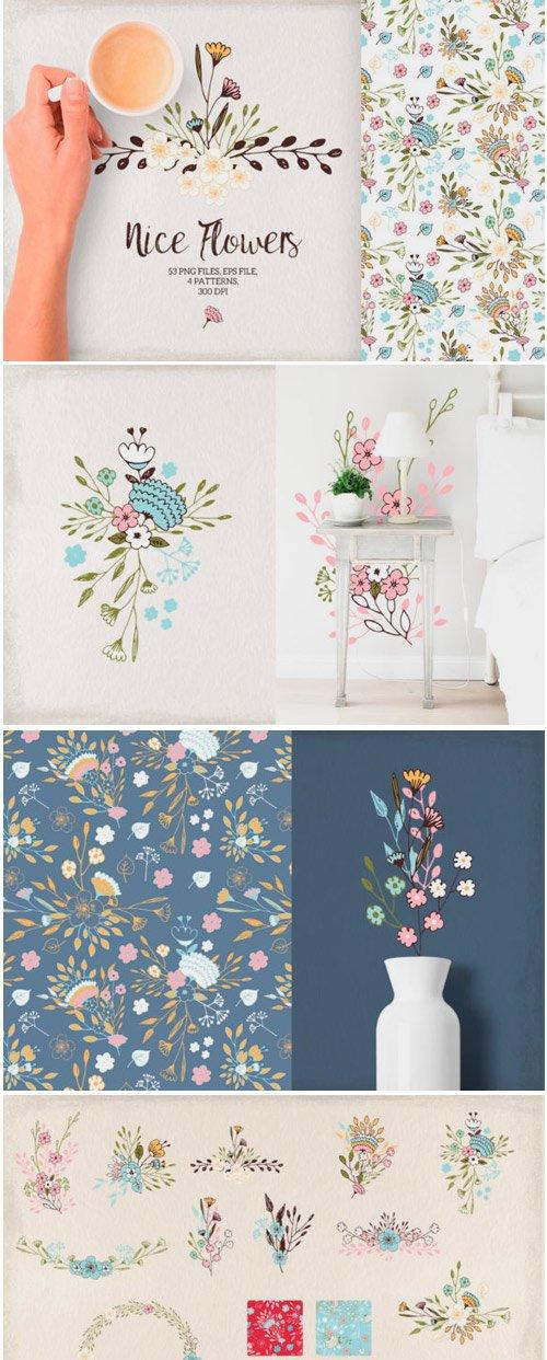 Nice Flowers 1562047