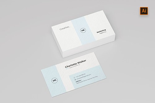 NS - Business Card Vol.1