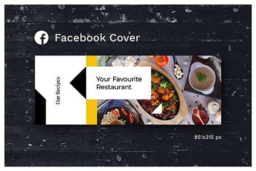 Facebook PSD Cover (Vol.8)