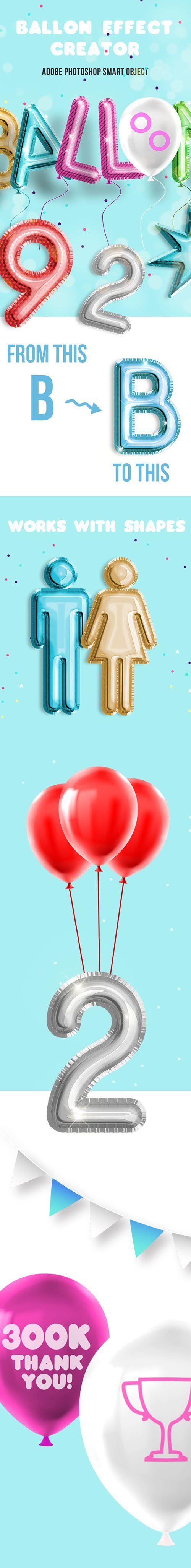 GraphicRiver - Balloon Effect Creator 24022894