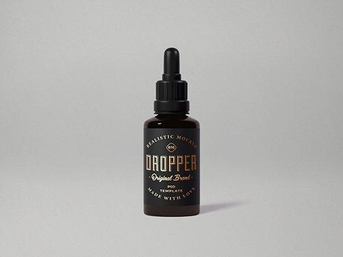 Dropper Bottle Mockup 252305859 PSDT