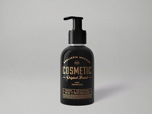 Cosmetics Bottle Mockup 252305880 PSDT